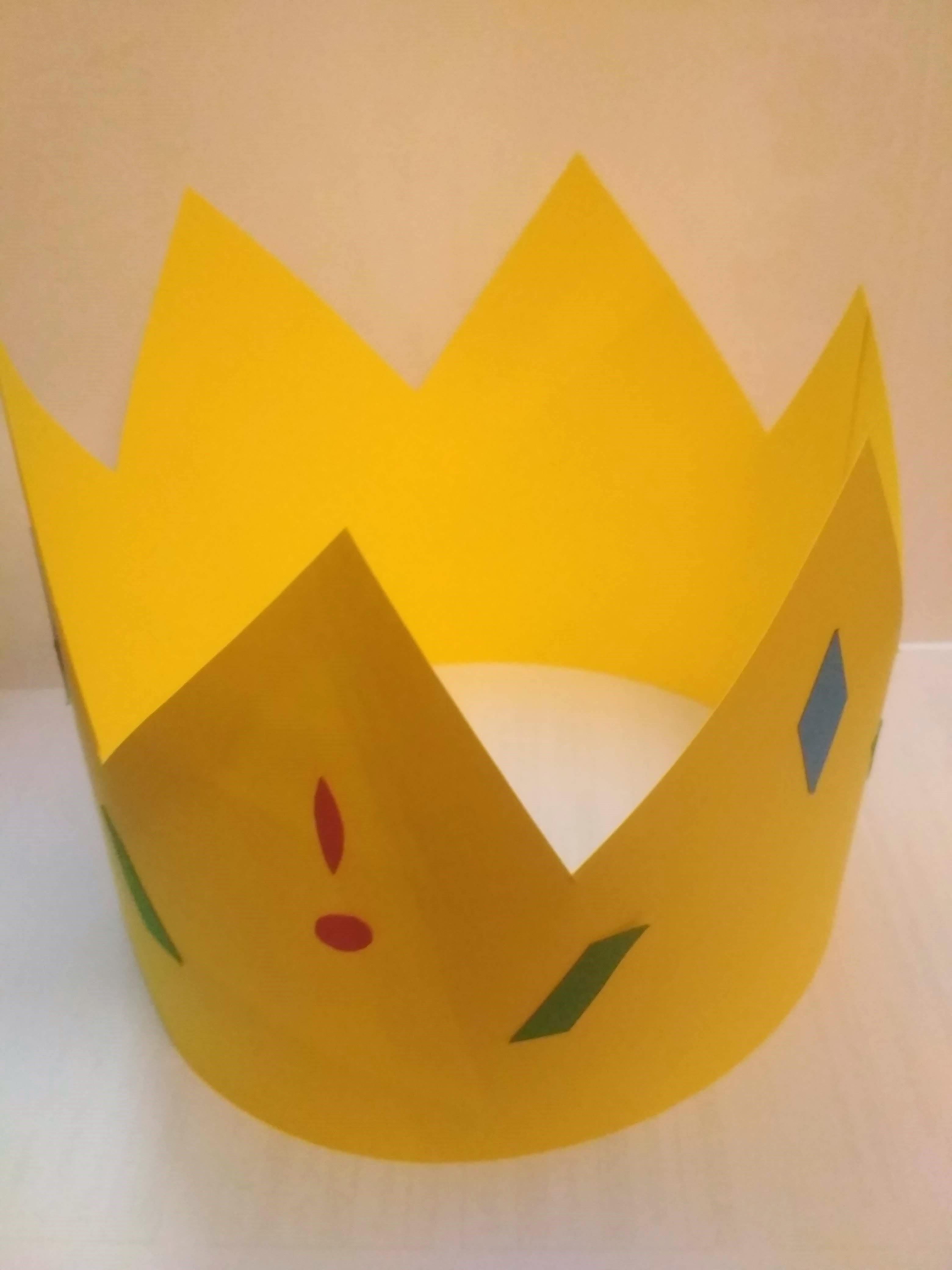 Gotowa korona